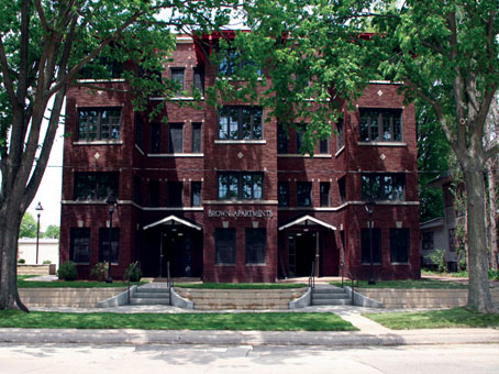 Brown Apartments, L.P.