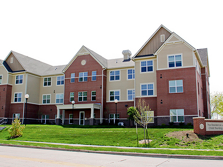Christ The King Senior Housing LLLP