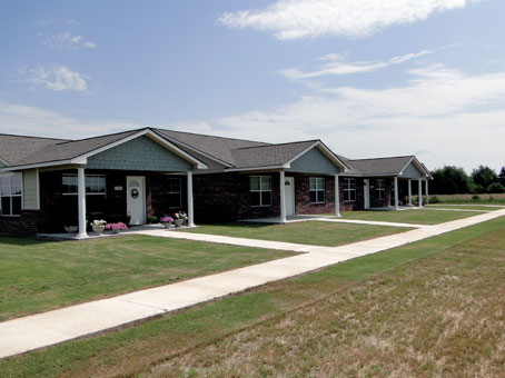 Eufaula Affordable Housing Partners LP