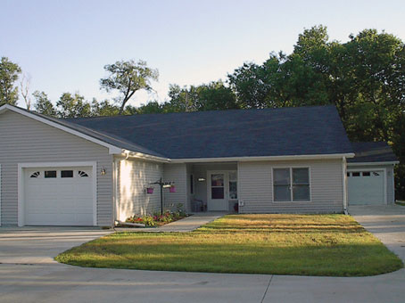 T town homes l p mheg for Topeka home builders