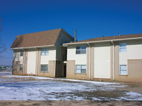 Grand Prairie Apartments, Limited Partnership