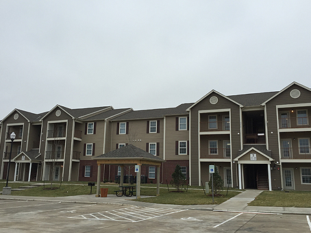 Wedgewood Apartments, LP