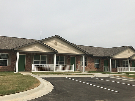 Coweta Senior Villas, LP