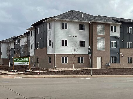 Irving Center Apartments Limited Partnership