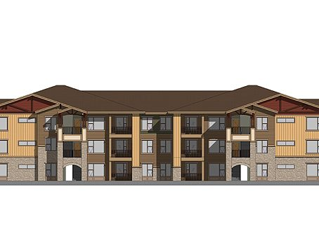 The Mill Apartments, LLLP